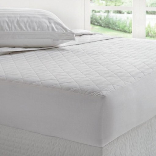 Ultracool Super King Cotton Mattress Protector by Sheridan